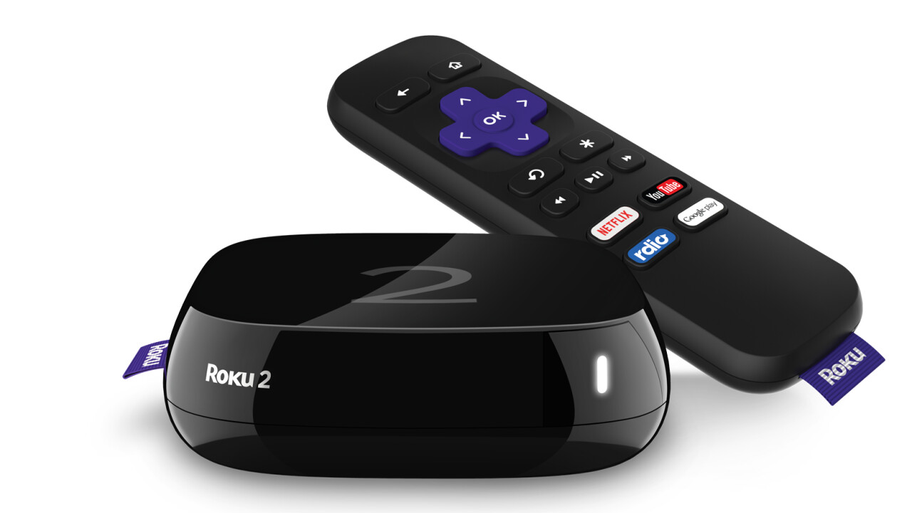 Ideal Gifts: Get Roku 2s for everyone you love and look like a benevolent genius