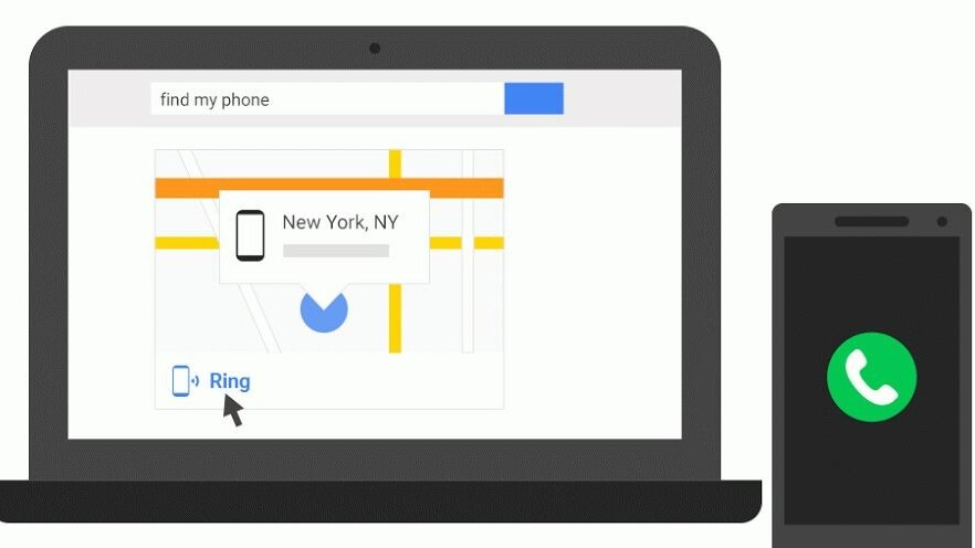 Where is my phone? How to find your Android device without a tracking app.