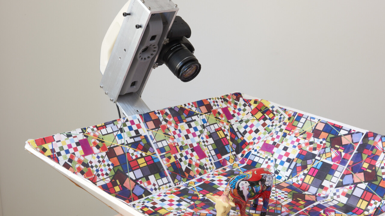 Google's Art Project now includes 3D viewing of over 200 artifacts worldwide