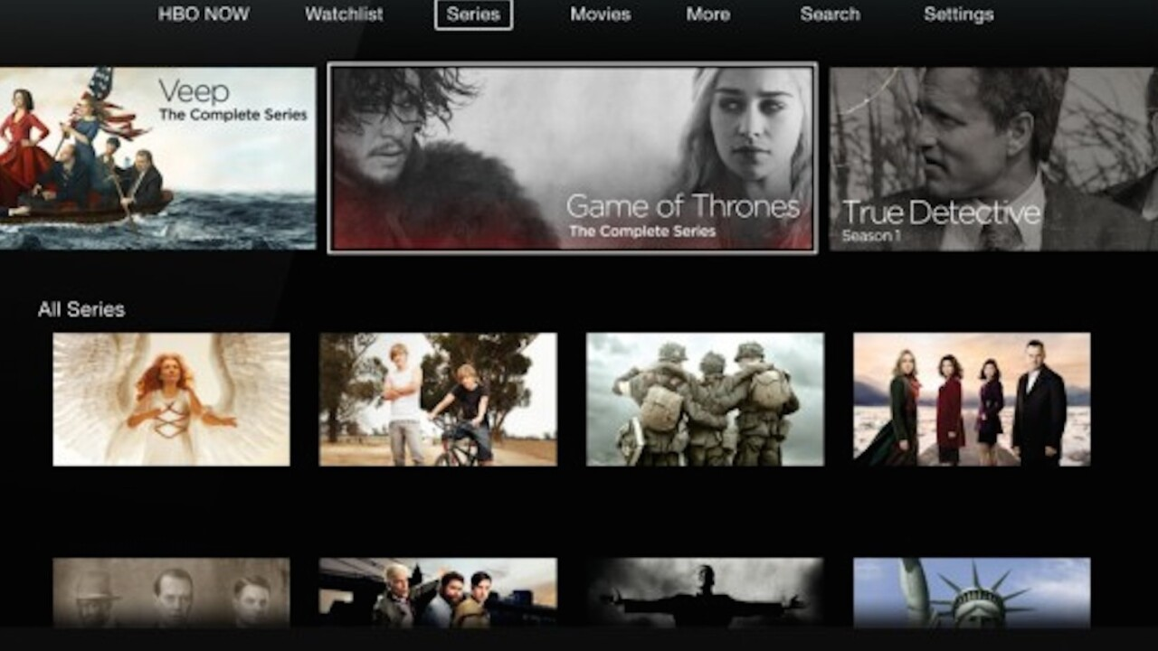 HBO is tweeting people who said they'd pay for standalone HBO Go…three years ago
