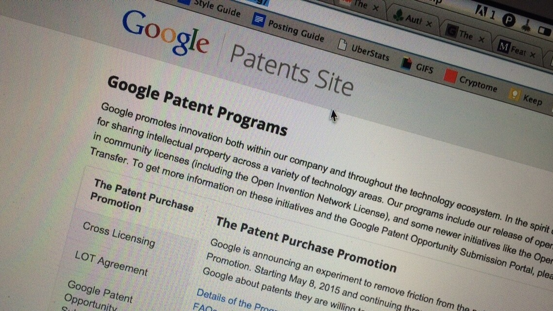 Google's patent marketplace is part troll slayer, part greedy monster