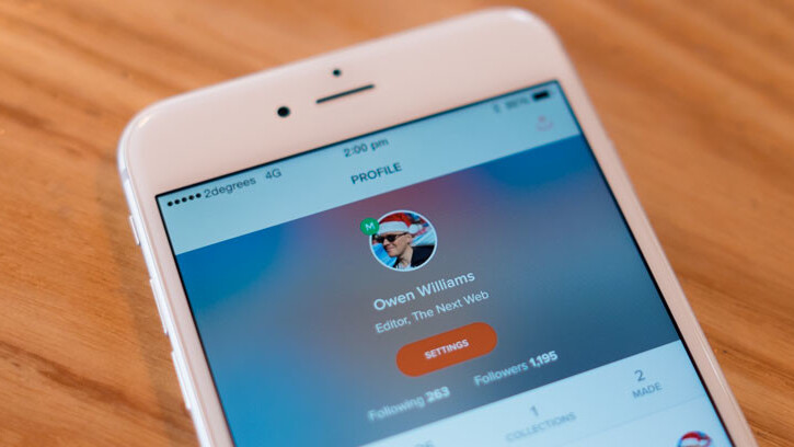 Product Hunt releases major iOS update bringing search, collection creation and more