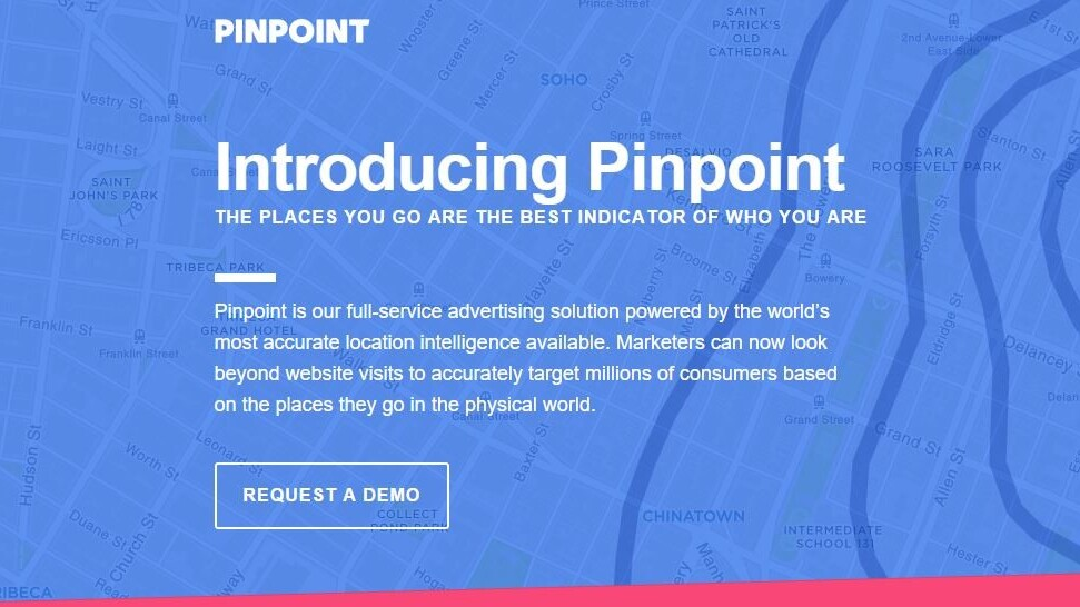 Foursquare's new Pinpoint ad platform sells ads based on users' location data