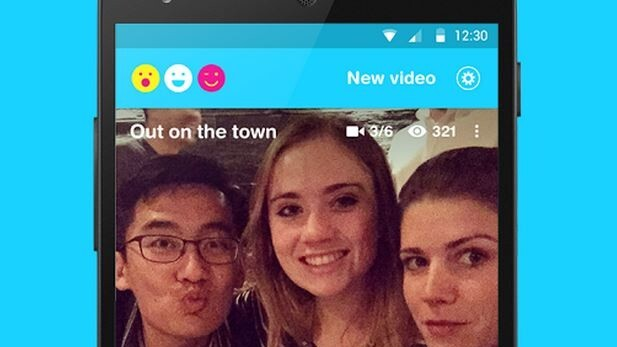 Facebook launches Riff, an app for making videos with your friends