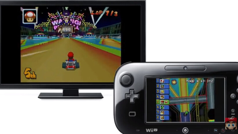 N64 and Nintendo DS games available on Wii U Virtual Console from today