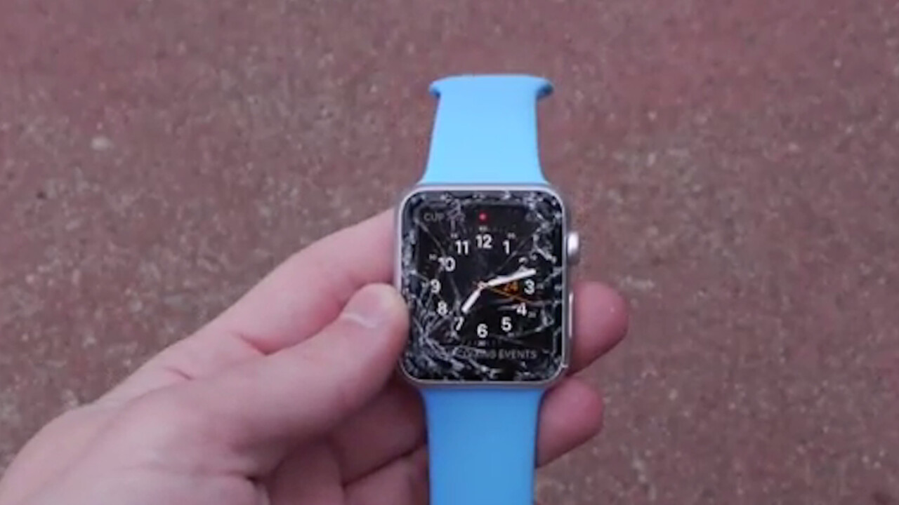 Here's one reason you might not want an Apple Watch Sport
