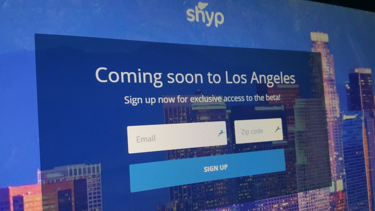 Shyp now classifies its courier drivers as employees, not contractors
