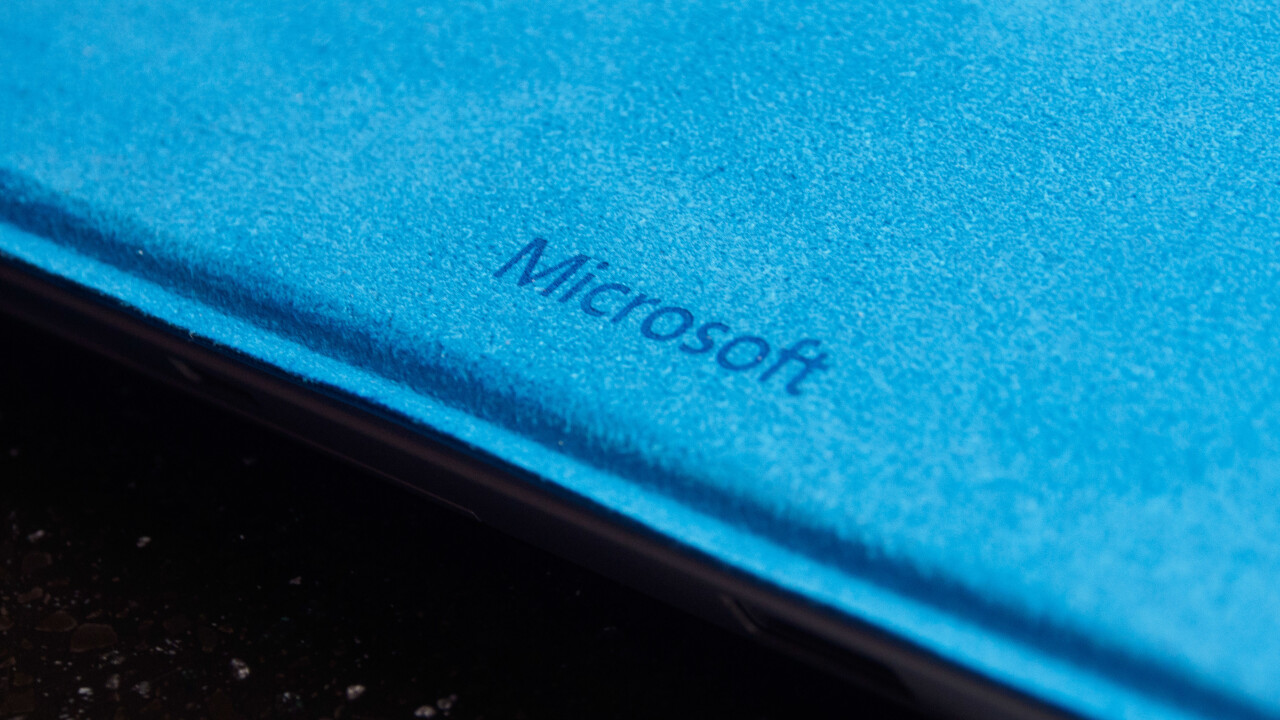A single URL is the strongest hint yet that a Surface phone may be in the works