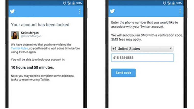 Twitter's new anti-abuse measures speed up action against harmful users