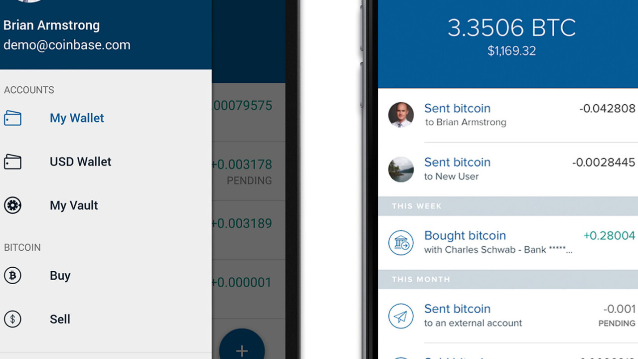 Coinbase brings its bitcoin Wallet and Exchange to the UK