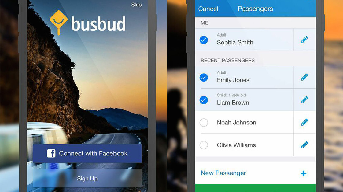 Busbud for iOS brings its international bus booking service literally on-the-go
