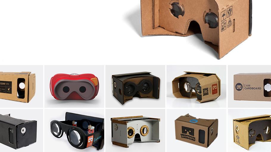 Google steps up support for Cardboard VR with new certification program