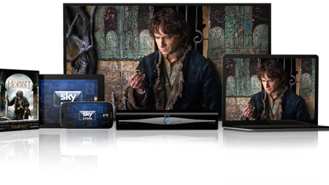 Sky's digital movie store is now open to non-subscribers – and it sends you the DVD too