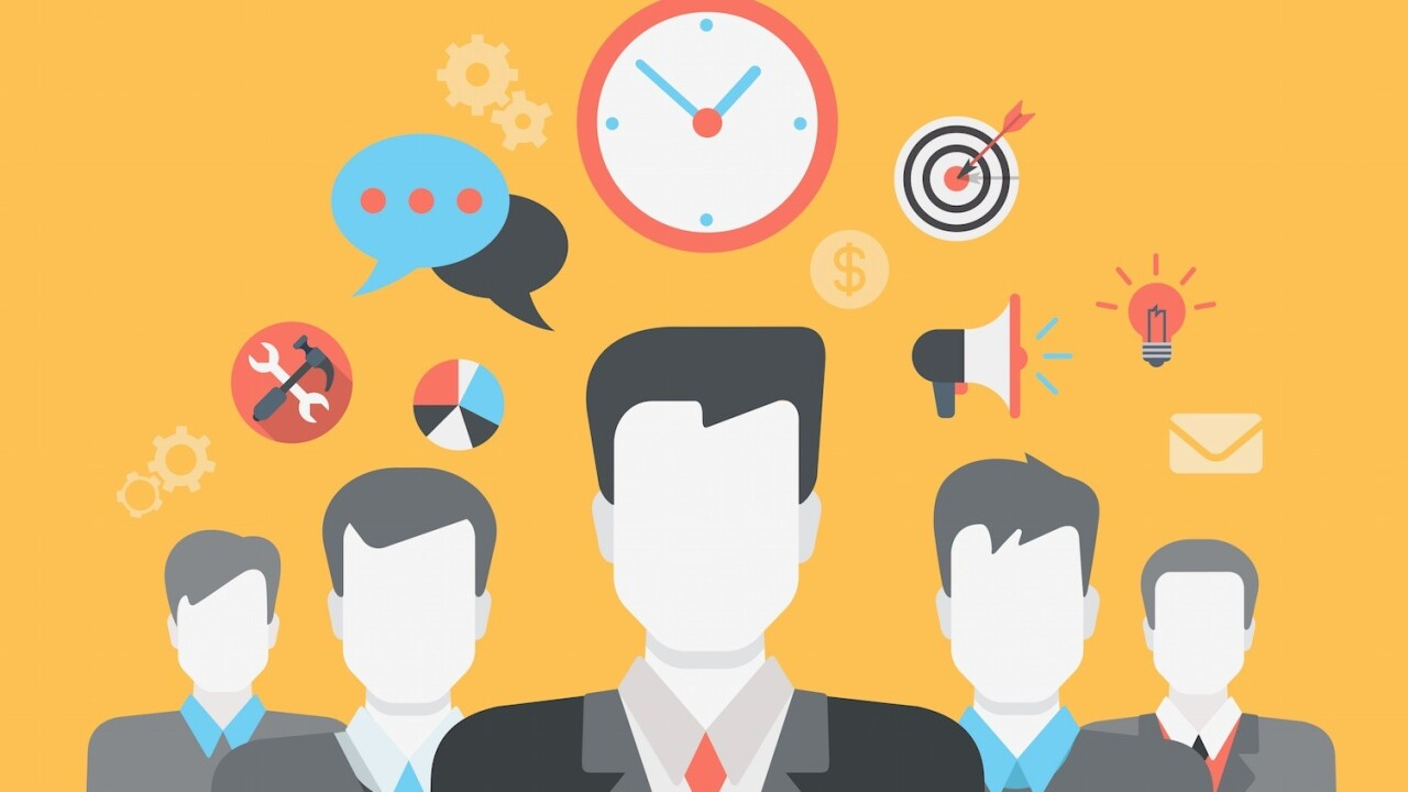 The problem with human resources