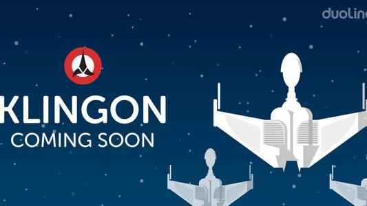 Qapla'! Duolingo will soon teach Klingon on its language-learning platform