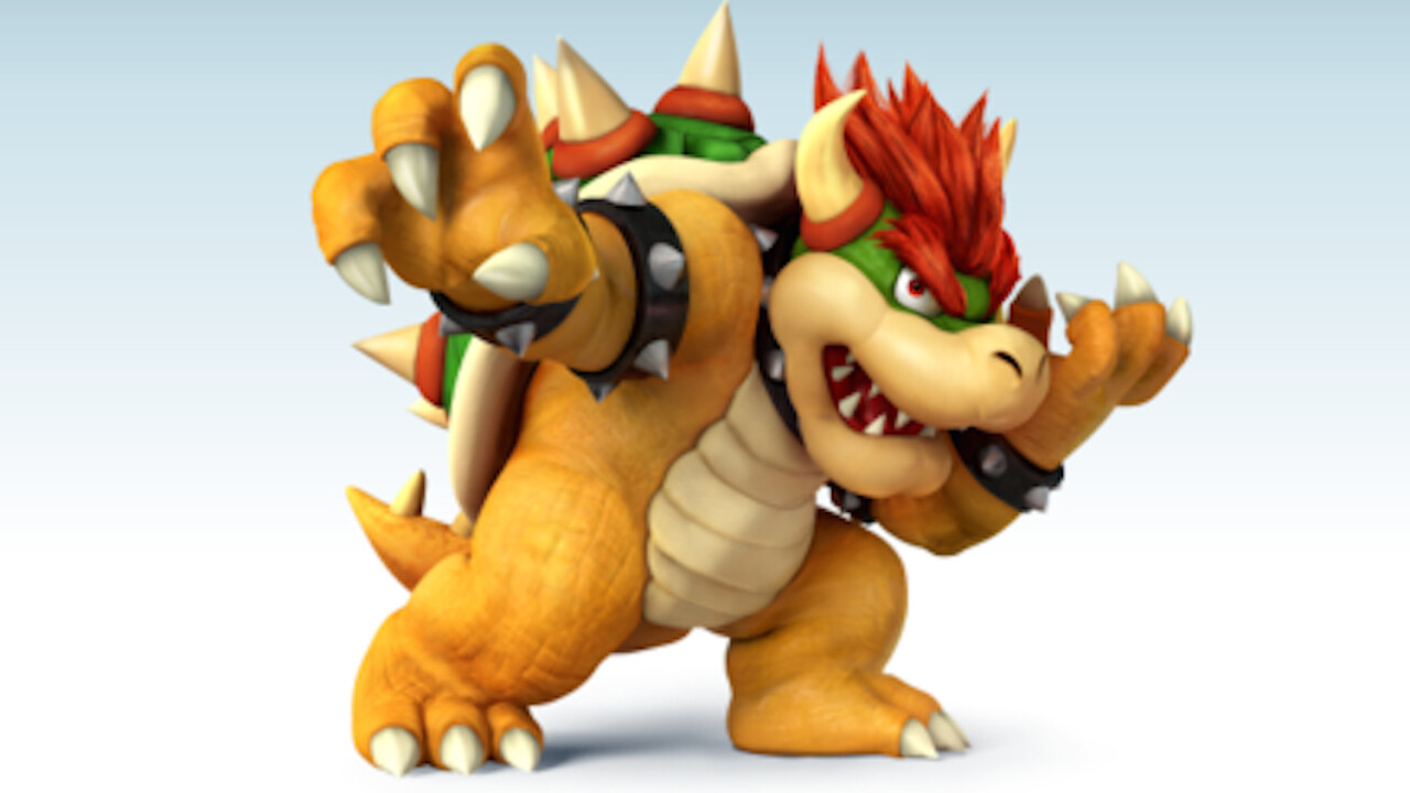 Meet Bowser, Nintendo's new US Vice President of Sales