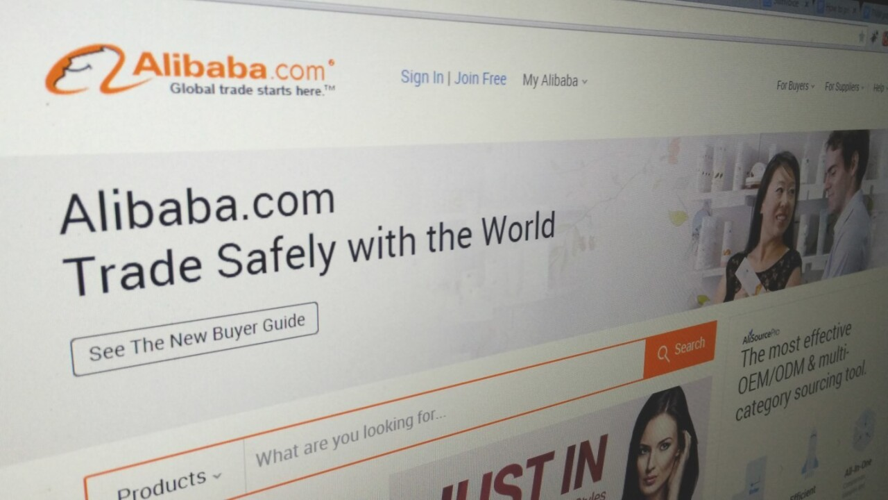Alibaba partners with Singapore Post for Southeast Asian expansion