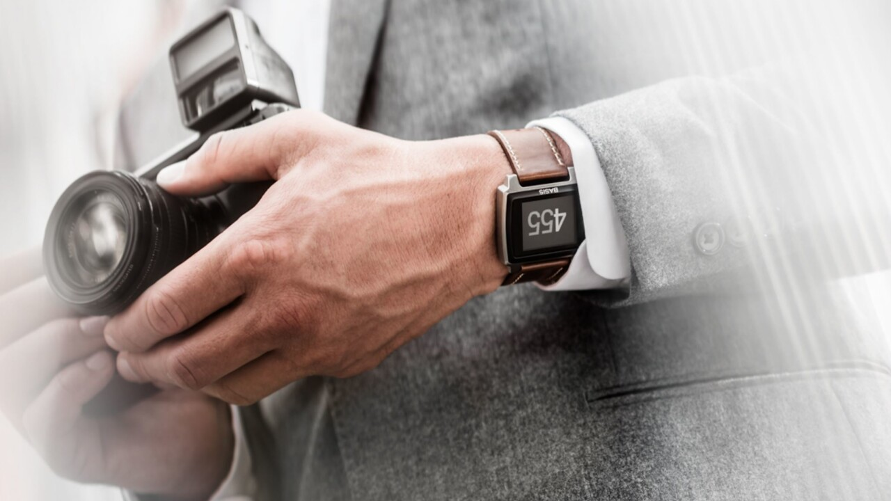 Basis launches a titanium fitness tracker, adds Apple HealthKit and Google Fit integration