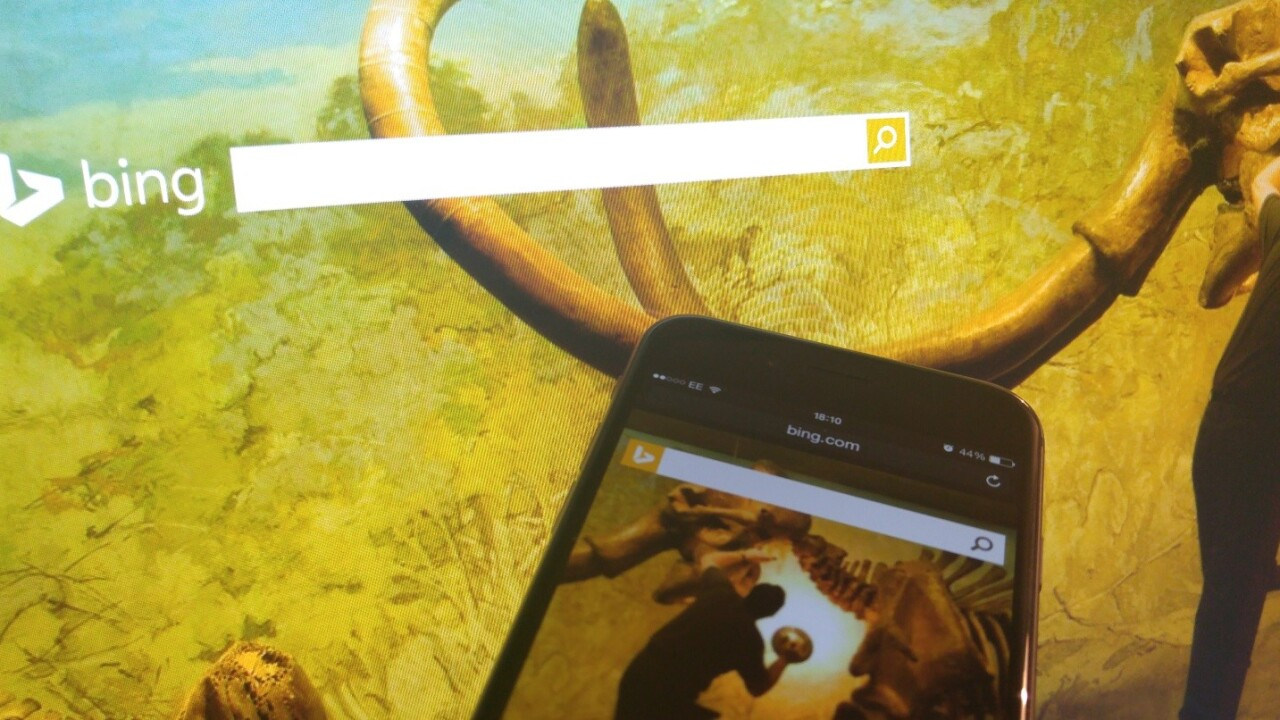 Bing will soon prioritize mobile-optimized sites for its search results on your phone
