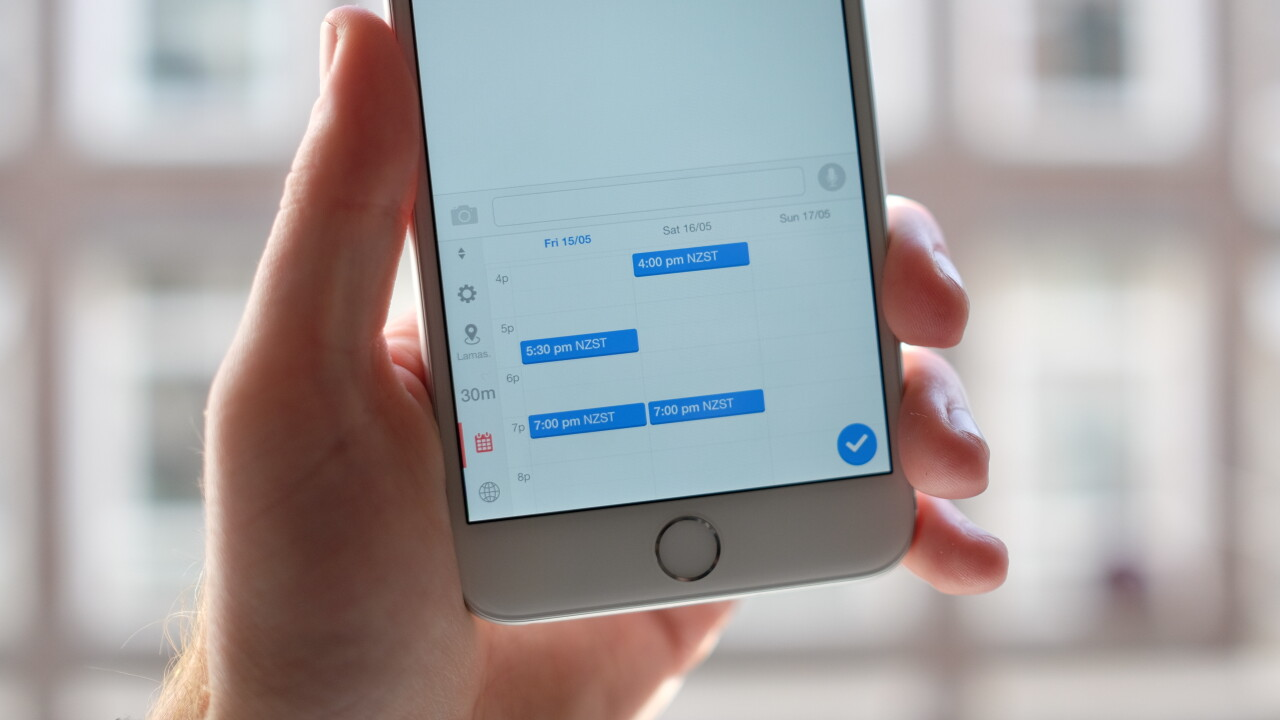 Sunrise calendar app introduces Meet, the best third-party keyboard for iOS yet