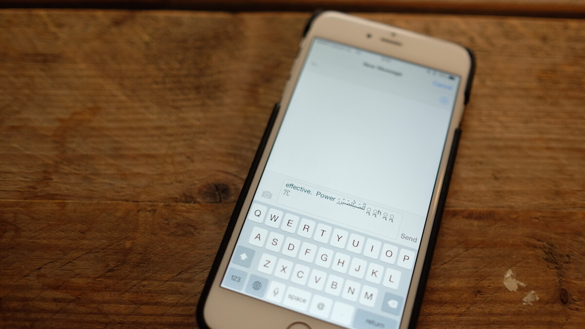 The bug that can crash iPhones with a single message is back