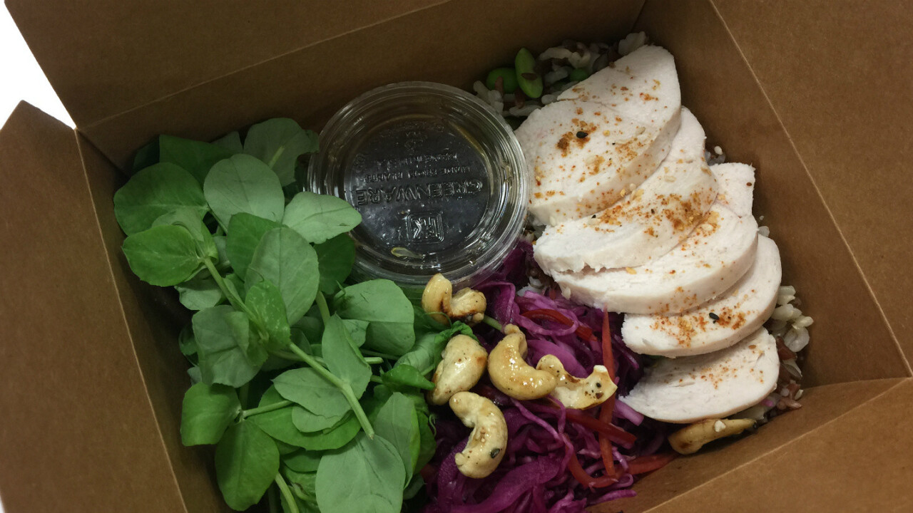Deliverd uses downtime at cafes, bars – even a homeless charity kitchen – to make your lunch