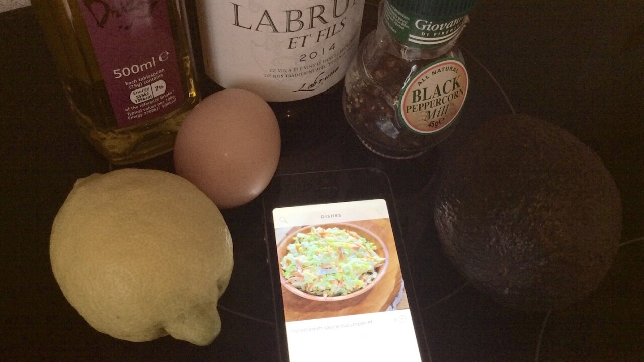 Handpick turns Instagram into the world's largest recipe book