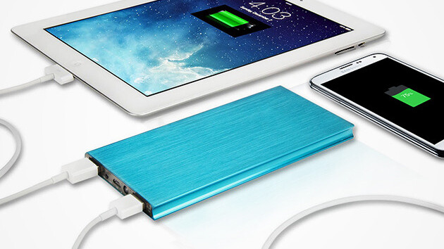 72% off the Power Vault 18,000mAh portable battery pack