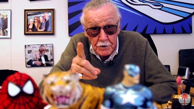 Stan Lee wants to turn YouTube into a superhero factory to match Marvel