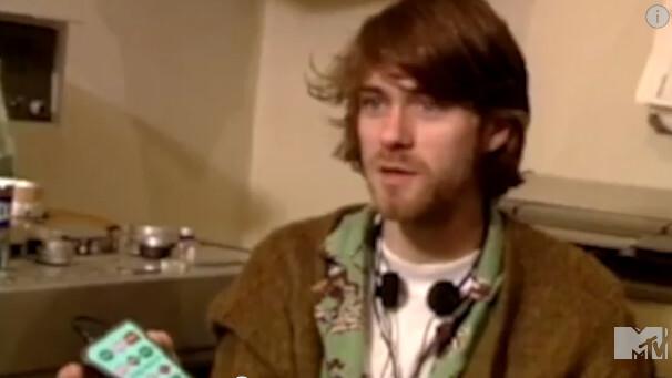 Meet Kurt Cobain: Gadget reviewer