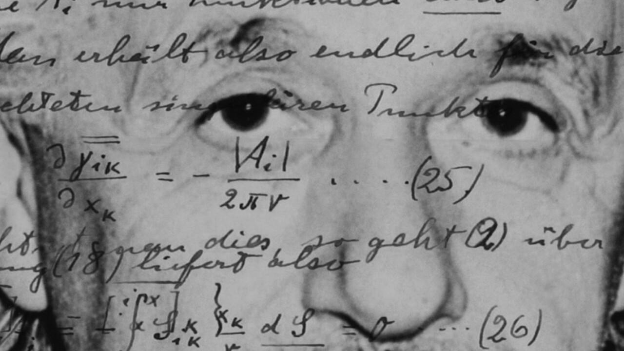 Inherited type: meet the artist behind the Albert Einstein and Sigmund Freud fonts