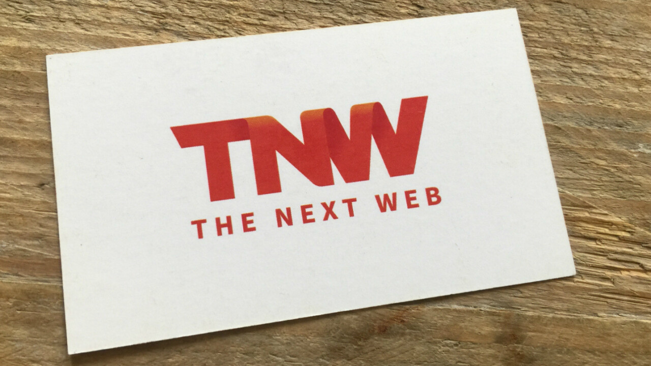 Into marketing? The Next Web is hiring full-timers and interns!