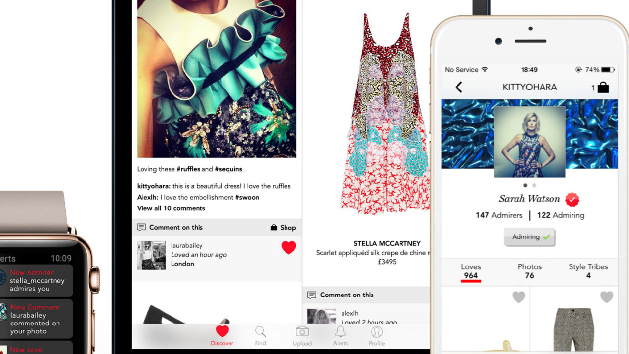 Net-A-Porter's got a new fashion network for iPhone and Apple Watch users