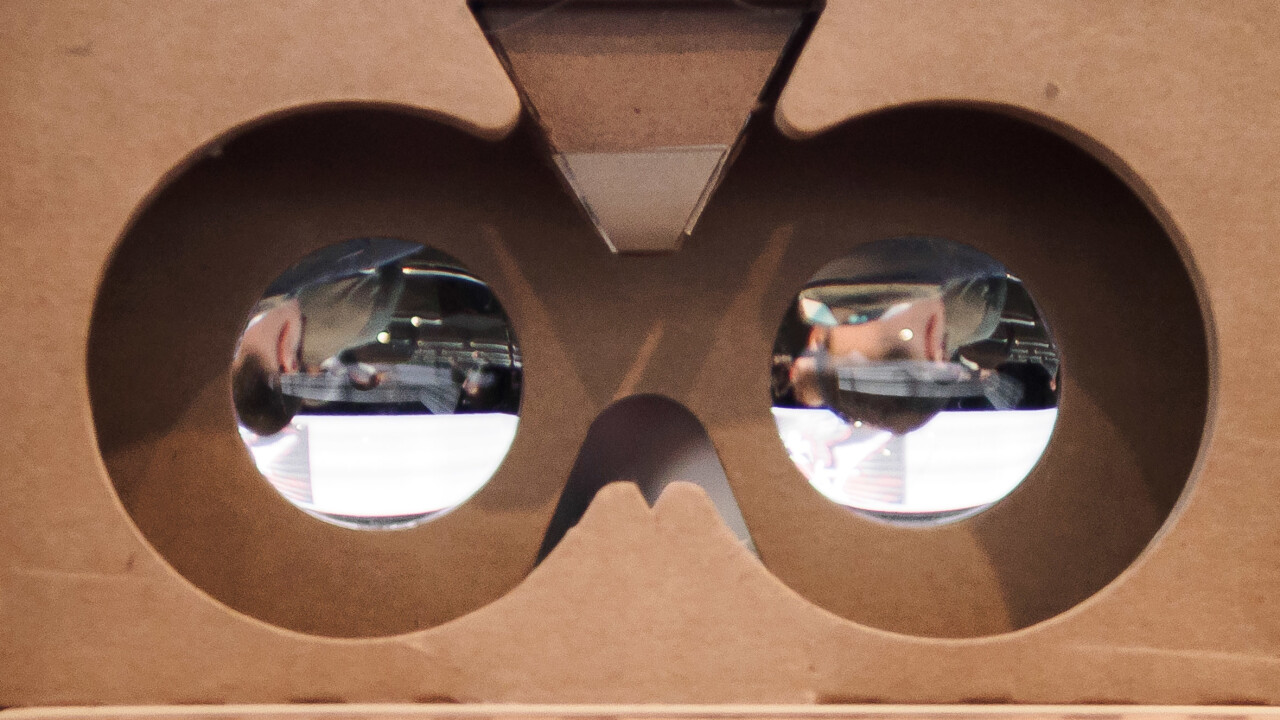 Report: Google planning standalone all-in-one VR headset
