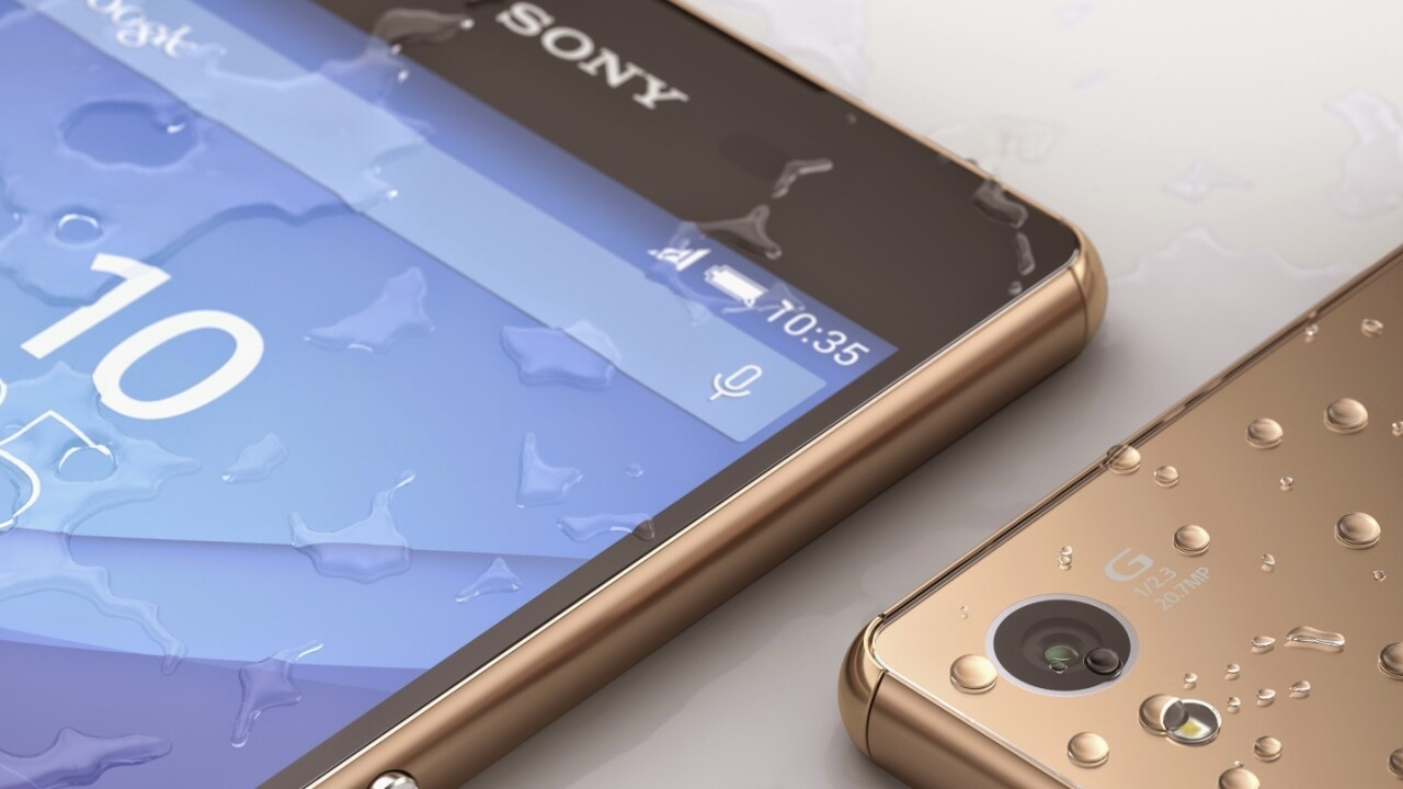 Sony launches slimmer, lighter Xperia Z3+ with improved selfie camera
