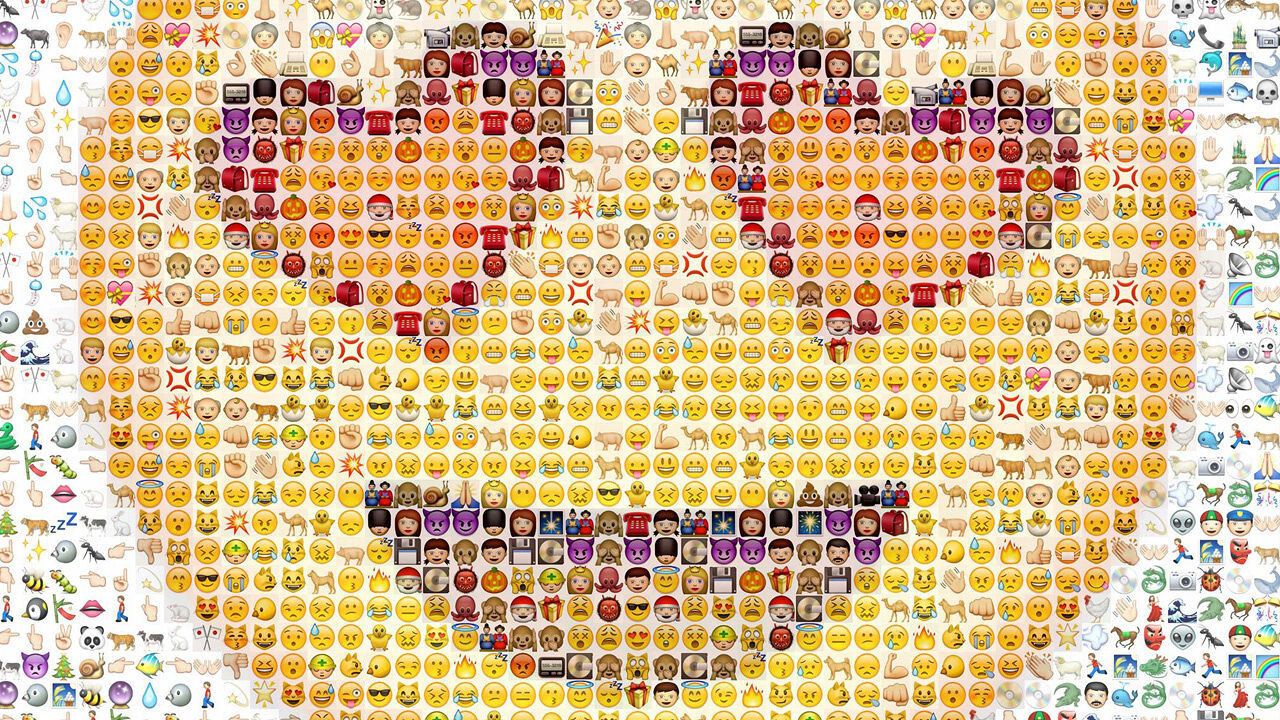 Emojis account for nearly half of the comments and captions on Instagram #RIPtext