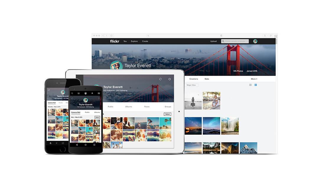 Massive Flickr overhaul coordinates new search, navigation, uploading and mobile app updates