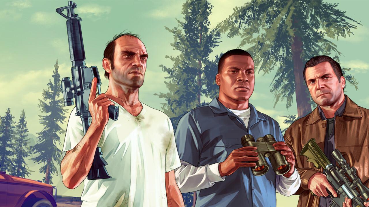 Rockstar Games sues the BBC over Grand Theft Auto TV drama