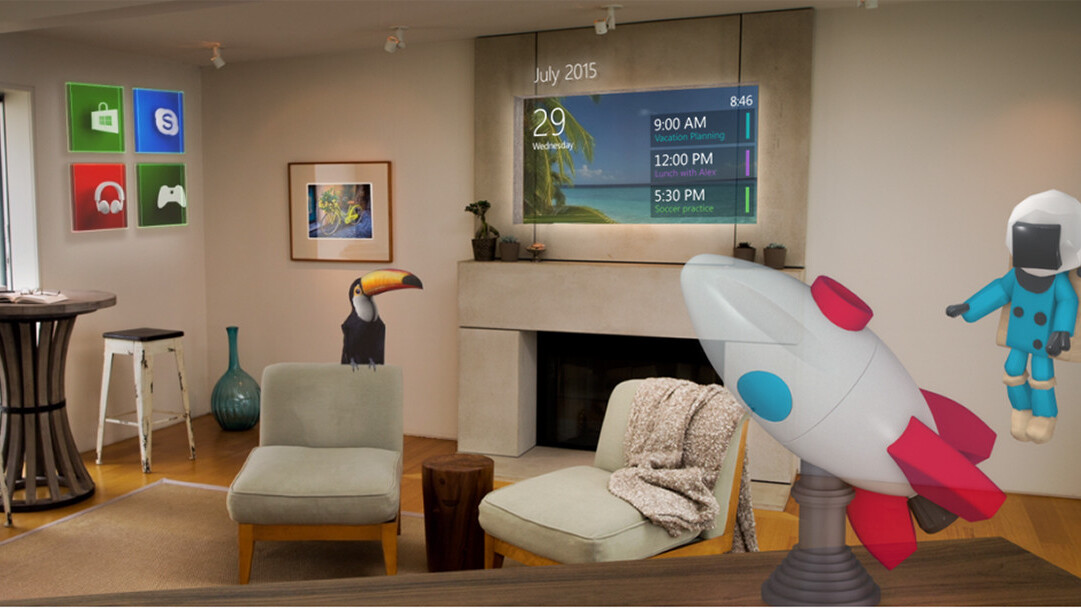 Hands on with Microsoft HoloLens: My evening at the Holographic Academy