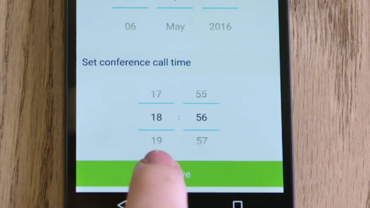 This is the simplest conference call service I've ever used