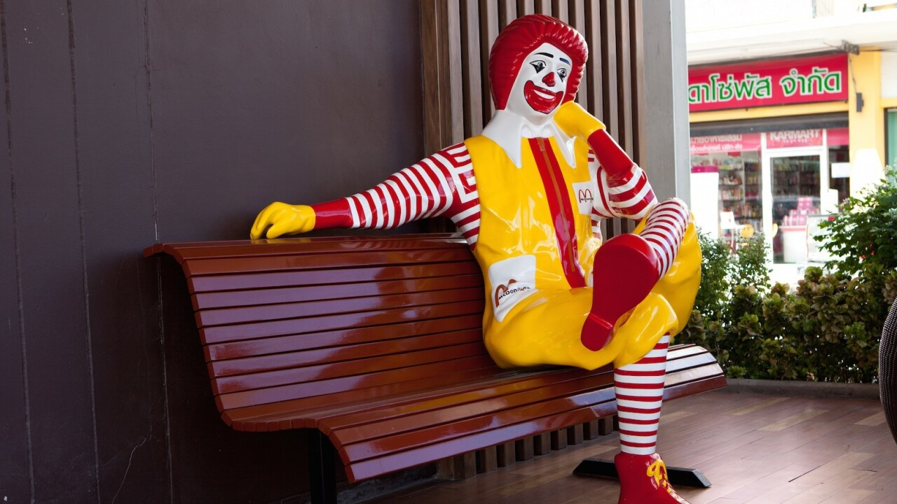 What McDonald's can teach us about selling