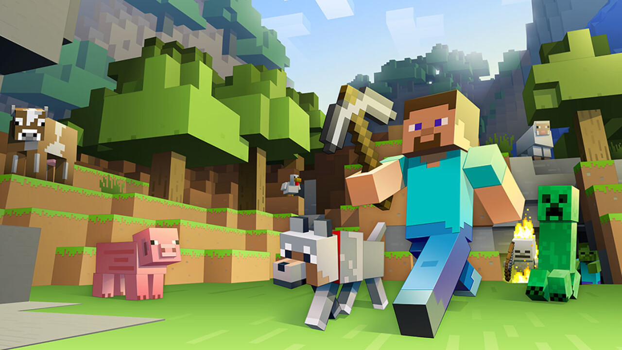 Minecraft maker has the last laugh after discovering a player's rude username