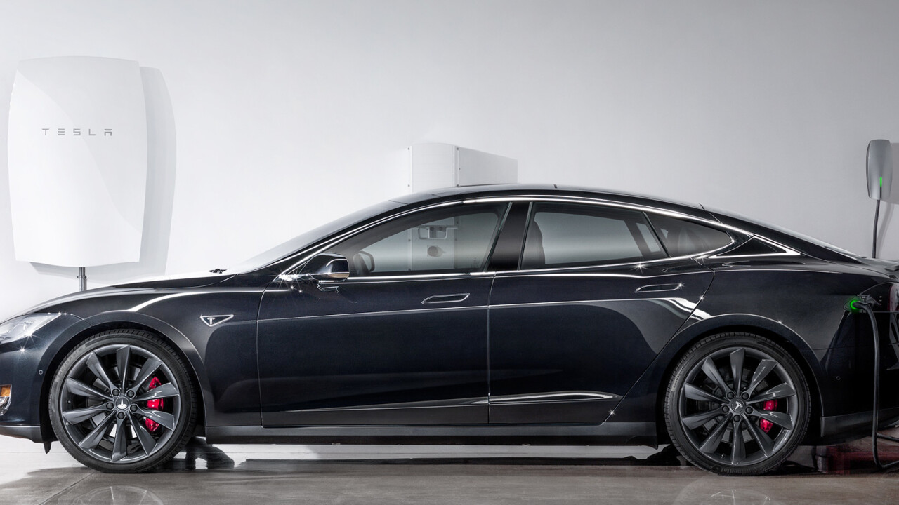 Elon Musk unveils Tesla Energy batteries for homes and businesses