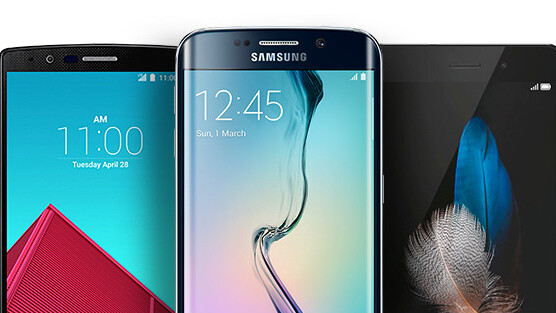 Win a premium Android phone: Galaxy S6 Edge, LG G4 or Huawei P8