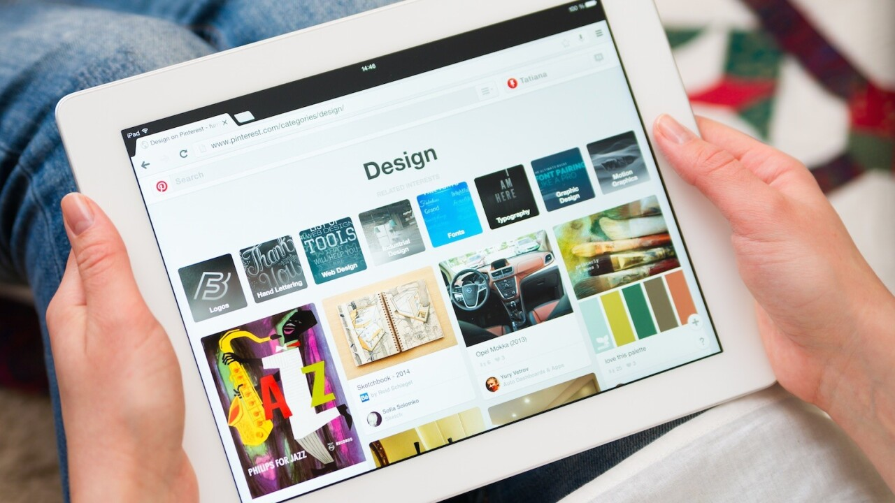 The science behind posting on Pinterest