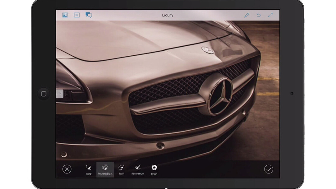 Adobe's Project Rigel rises as Photoshop Touch sunsets