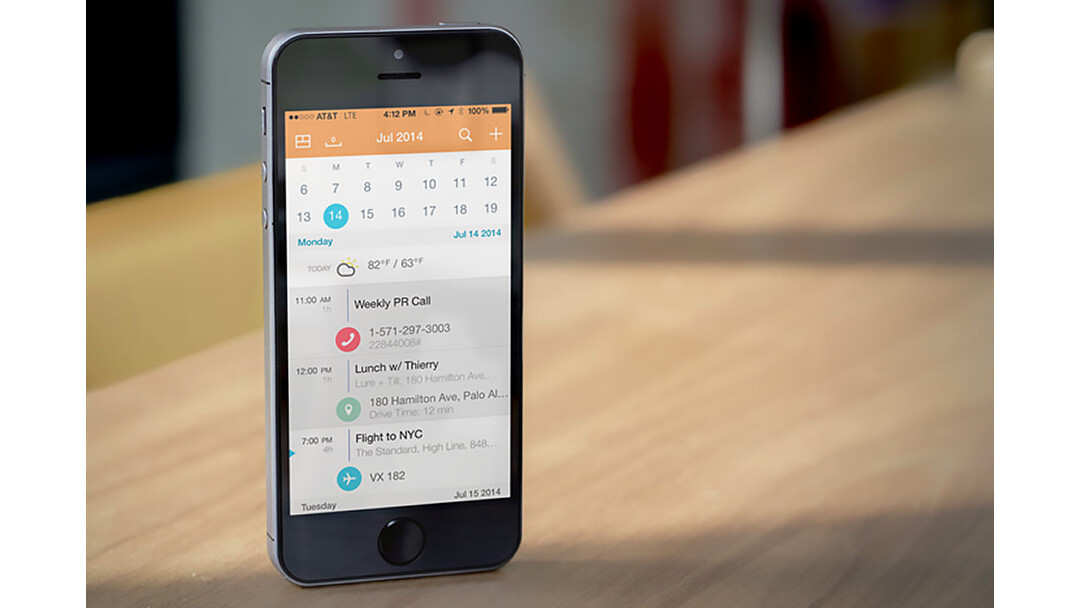 Salesforce buys smart calendar, Tempo