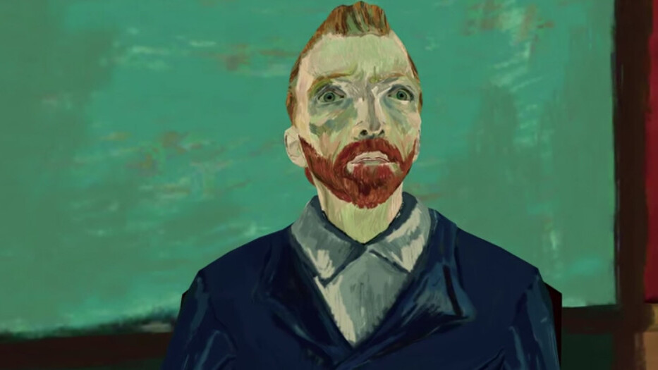 Vincent van Gogh's The Night Café: VR edition