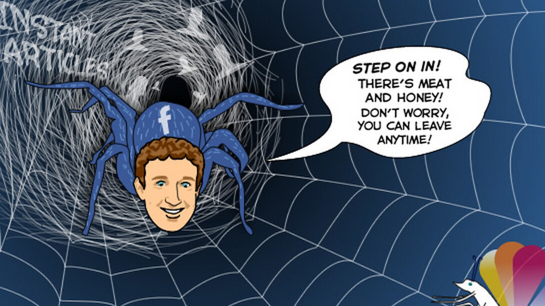 Zuckerberg: Come to me little media bugs….