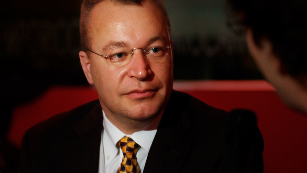 Nokia's ex-CEO, Stephen Elop, is leaving Microsoft